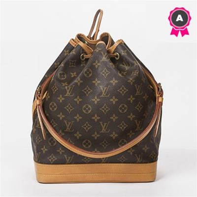 Louis Vuitton Noe Grand Modèle - Sac seau - Toile Monogram   BrandAlley 9b62684dfb4