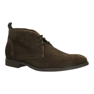 Gino Rossi Andy - Boots en cuir - chocolat