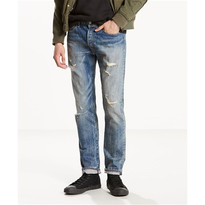 Levi's 501® original fit jeans - jean droit - denim bleu