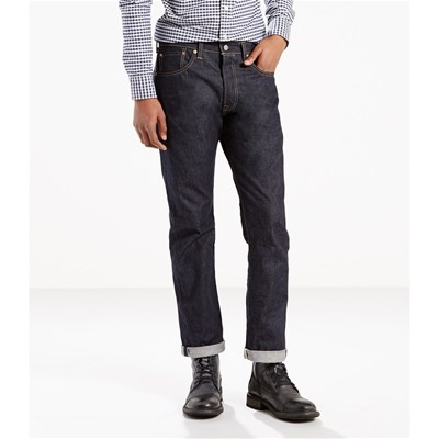 Levi's 501® original fit - jean droit - denim bleu