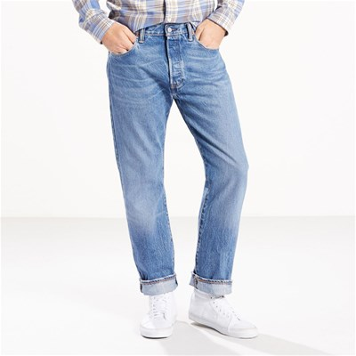 Levi's 501®original fit - jean droit - denim bleu