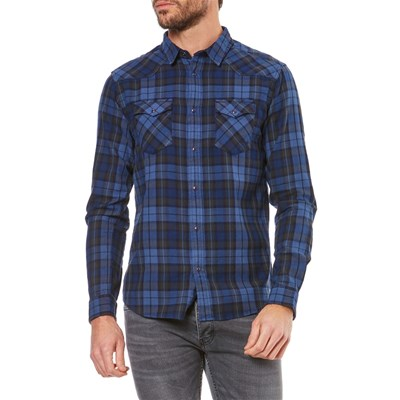 Deepend Chemise manches longues - bleu