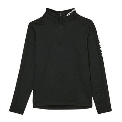 Icepeak Robin jr - sweat polaire - noir