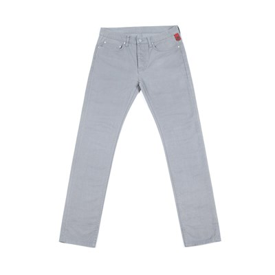 Aerobatix Los Angeles Lax - Jean cigarette 5 poches - gris