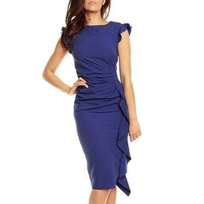 My Favorite Dress Vestido - azul