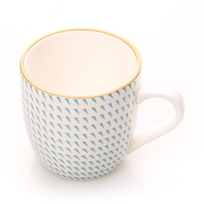 Home and Styling Taza - blanco