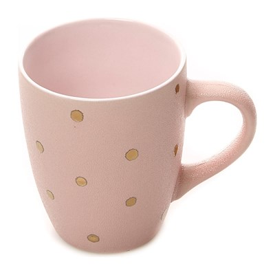 Home and Styling Taza - rosa