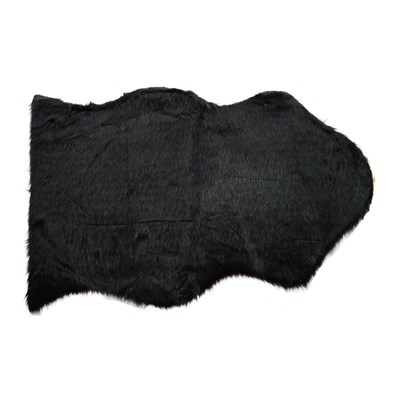 Home and Styling Alfombra - negro