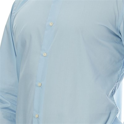 KARL LAGERFELD Chemise manches longues - bleu clair