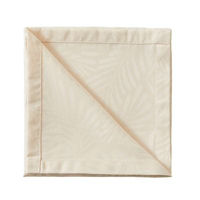 Madura Mimoza - serviette de table - beige