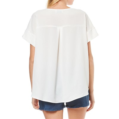 Blanc Top Molly Bracken Molly Bracken Top wX608q