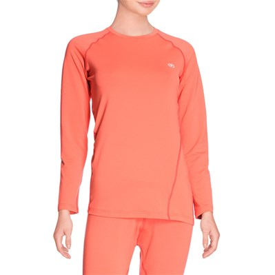 Damart Sport easy body - t-shirt thermolactyl degré 3 - corail