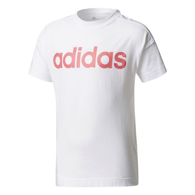 Adidas Performance lk lin tee - t-shirt manches courtes - blanc