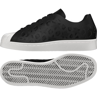 ADIDAS ORIGINALS Superstar 80s Cut Out - Sneakers in pelle - nero