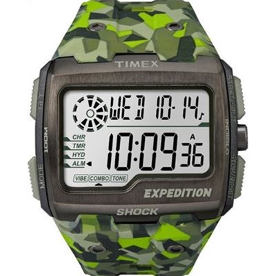 TIMEX Expedition - Montre digitale - army
