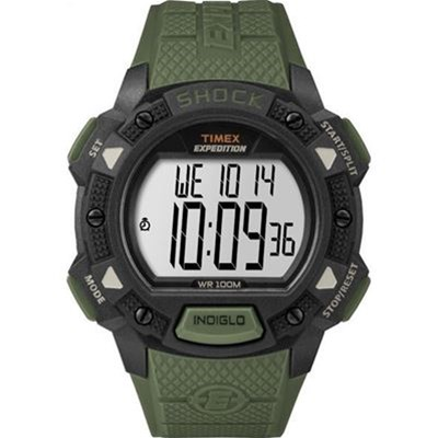 TIMEX Expedition - Montre digitale - vert