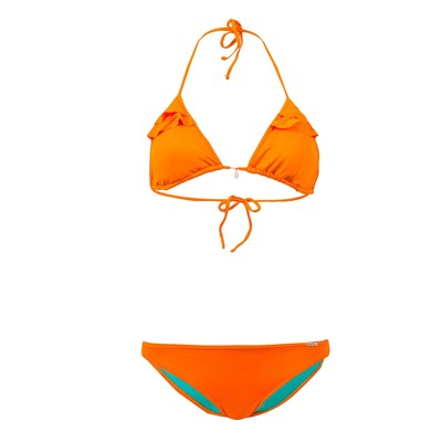 Banana Moon iscolor pancya - maillot 2 pièces - orange