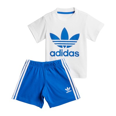 Adidas Originals ensemble sport - blanc