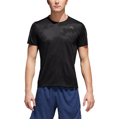 Adidas Performance response - t-shirt manches courtes - noir