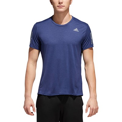 Adidas Performance cooler - t-shirt manches courtes - violet