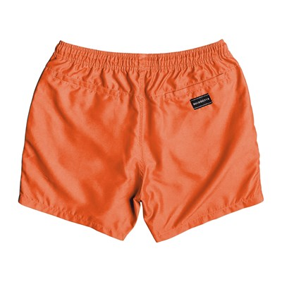 QUIKSILVER Badehose - orange