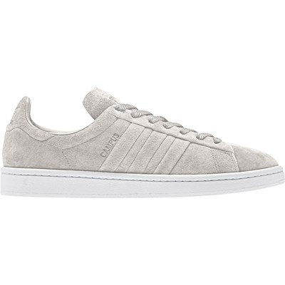 Adidas Originals campus stitch and turn - sneakers en cuir - gris