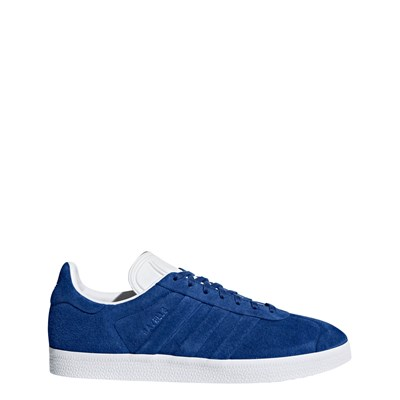 zapatillas Adidas Originals Gazelle Stitch And Turn Zapatillas de cuero azul