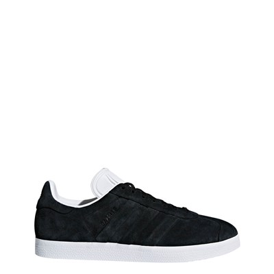zapatillas Adidas Originals Gazelle Stitch And Turn Zapatillas de cuero negro