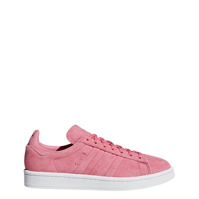 Adidas Originals campus stitch and turn - sneakers en cuir - rose