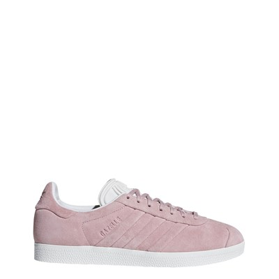 zapatillas Adidas Originals Gazelle Stitch And Turn Zapatillas de cuero rosa