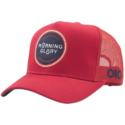 Morning Glory Pog - Casquette - rouge