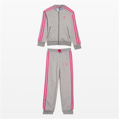 Adidas Originals ensemble sport - gris chine