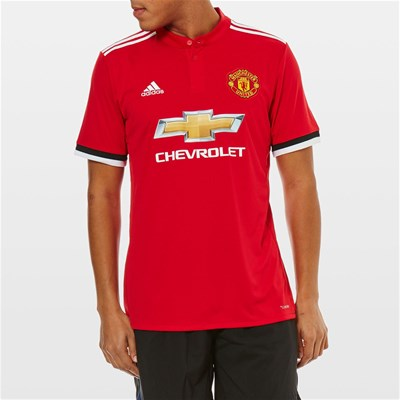 Adidas Performance maillot manchester united - t-shirt manches courtes - rouge
