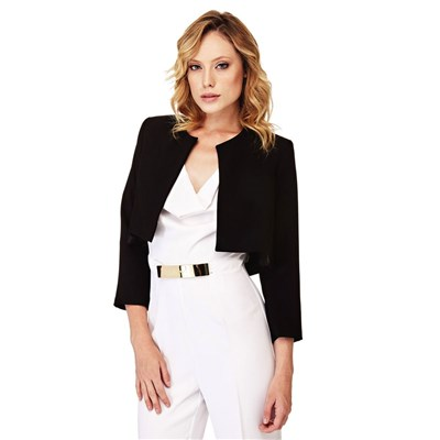 MARCIANO LOS ANGELES Blazer court - noir