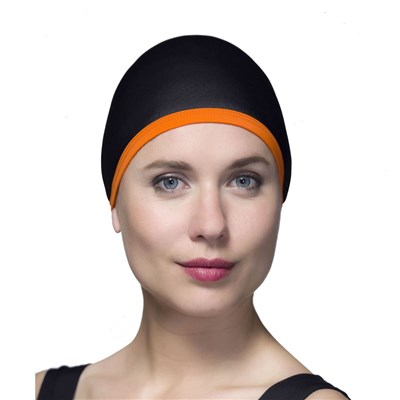 Cardo Paris Rachel - Bonnet de bain - orange