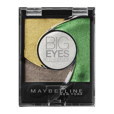 MAYBELLINE Big Eyes by Eyestudio - Palette d'ombres à paupières - multicolore
