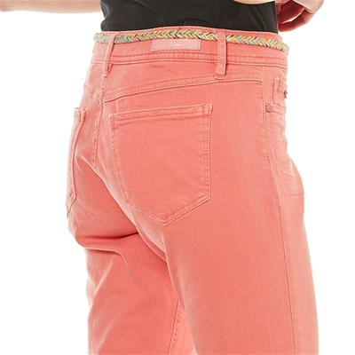 KAPORAL Power - Jean skinny - rose
