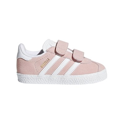 Adidas Originals gazelle cf i - baskets - rose clair