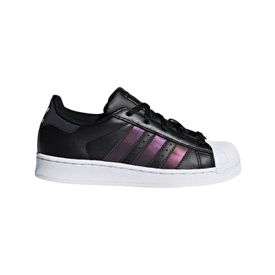 Adidas Originals superstar c - baskets - noir