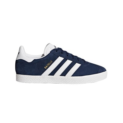 Adidas Originals gazelle j - baskets - bleu