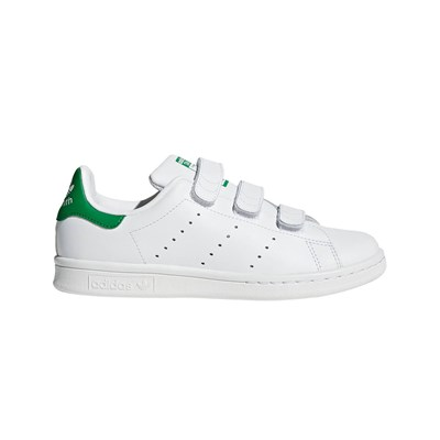Adidas Originals stan smith cf j - baskets - blanc