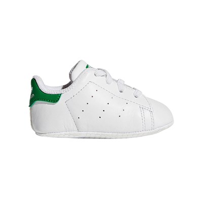 Adidas Originals stan smith crib - baskets - vert