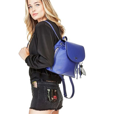 GUESS Varsity pop - Sac à Dos - bleu