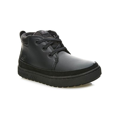 zapatillas Skechers Bottines negro
