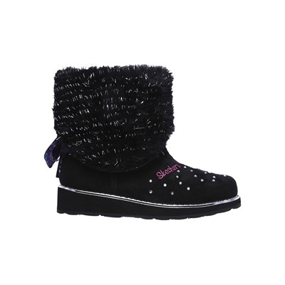 zapatillas Skechers Sparkle spell fold n fab Bottines negro