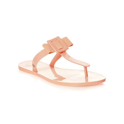 zapatillas Zaxy Fluffy Chanclas rosa