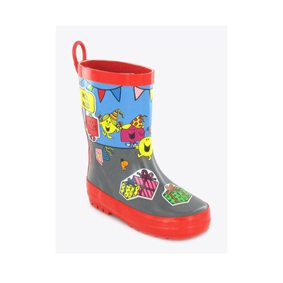 Be Only madame birthday - bottes de pluie - multicolore