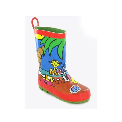 zapatillas Be Only Monsieur Madame Beach Bottes de pluie multicolor