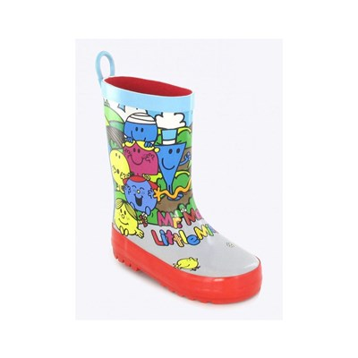 zapatillas Be Only Monsieur Madame Game Bottes de pluie multicolor