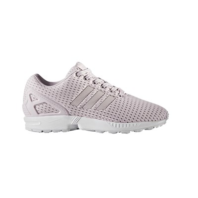 zapatillas Adidas Originals Zx flux W Zapatillas rosa claro